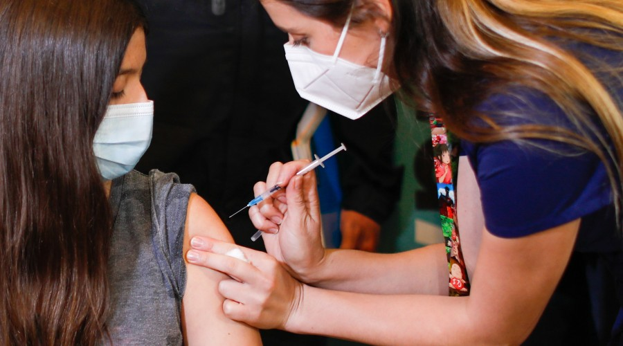 Desde este jueves 01 de julio: Menores de 17 años podrán vacunarse contra el Covid-19