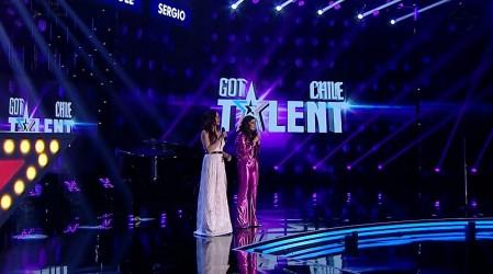 Noche de cantantes: Jo Dimata y Claudia Castro se convierten en las nuevas finalistas de Got Talent Chile