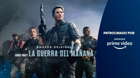 """Se parte de una verdadera historia de acción: """"La guerra del mañana"""" llegó a Amazon Prime Video"""