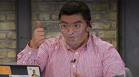 """""""No había WiFi, no había pantallas"""": Rodrigo Logan relata problemas de la primera sesión de constituyentes"""