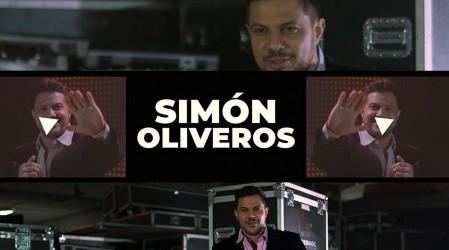 """Van a ver a un verdadero showman"": Simón Oliveros se prepara para The Covers, tributo a las estrellas"