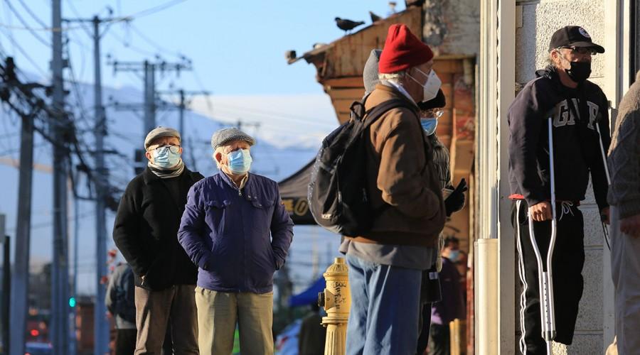 Solo tres retroceden: Revisa las comunas que vuelven a Transición y Cuarentena el 8 de julio