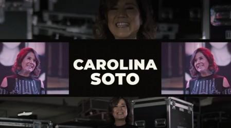 """""""Haré algo que no he hecho antes"""": Carolina Soto ya se la juega en"""