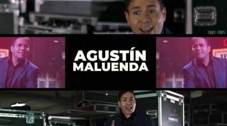 """Ojalá que me salga bien"": Agustín Maluenda deja atrás ""Pastelito"" para"