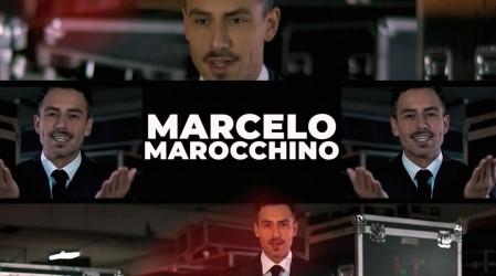 ¿Cuáles son las estrellas de la música que Marcelo Marrochino intentará imitar?