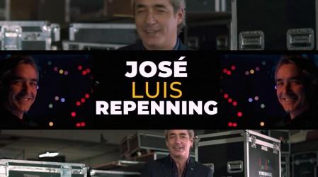 """""""Voy a dar mi mejor esfuerzo"""": José Luis Repenning se prepara para"""