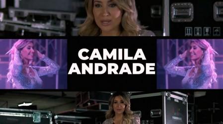 """""""Los voy a sorprender"""": ¿Qué estará preparando Camila Andrade para"""