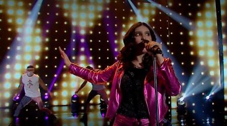 """""""La disfruté a concho"""": Jo Dimata se emociona al hablar de su paso a la final de """"Got Talent Chile"""""""