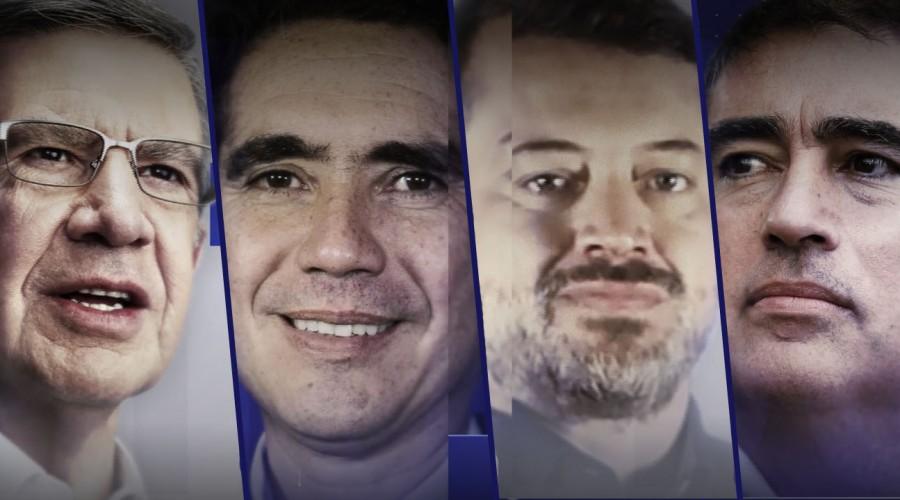 Lunes a las 22.35 horas: Revisa los detalles del debate presidencial Primaras Chile Vamos
