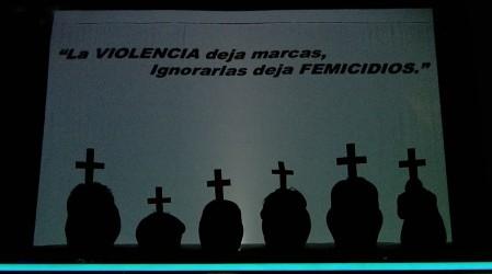 """""""No a la violencia contra la mujer"""": La Compañía Te Abrazo cautivó con una presentación potente y contingente"""