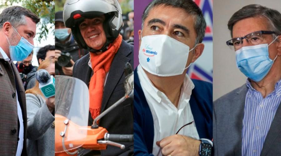 Debate presidencial Primarias 2021: Cómo seguir el debate de Chile Vamos este lunes