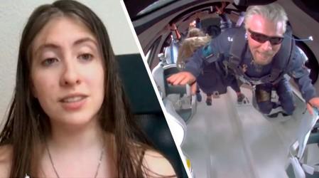 Astrónoma Teresa Paneque explica en Mucho Gusto cómo se desarrolló el primer viaje turístico al espacio