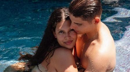 ¿Cuánto conoces a tu pareja?: Michelle Carvalho puso a prueba a su pololo por redes sociales