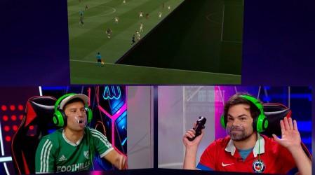Comienza la cuenta regresiva: Famosos se enfrentan en cuartos de final en la Copa Mega Game