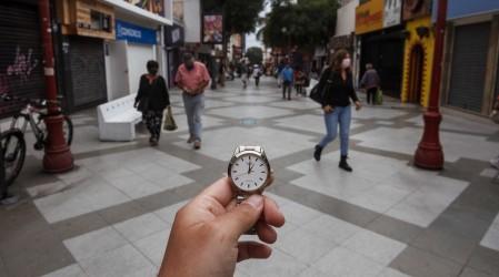 Cambio de hora: ¿Cuándo termina el horario de invierno?