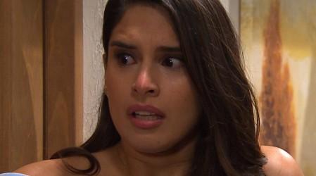 """""""Que no le hagan nada a la chanchi"""": Televidentes temen por la vida Naty luego de escuchar la verdad de Diego"""