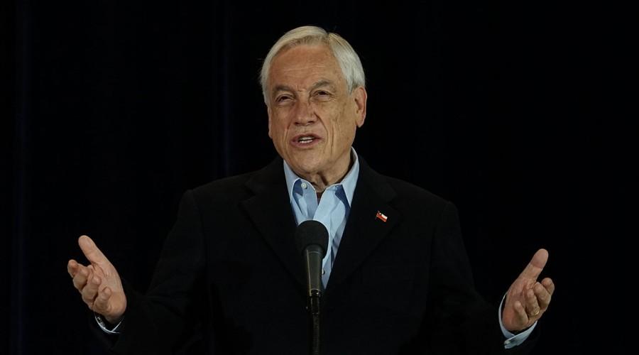 """""""Va a estar ahí todo el tiempo que sea necesario"""": Piñera indica probable extensión de las ayudas económicas"""