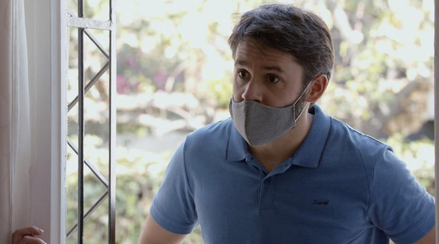 """""""Germán psicópata"""": Televidentes se fueron contra del papá de Cata tras seguir a Javiera a la casa de Pablo"""