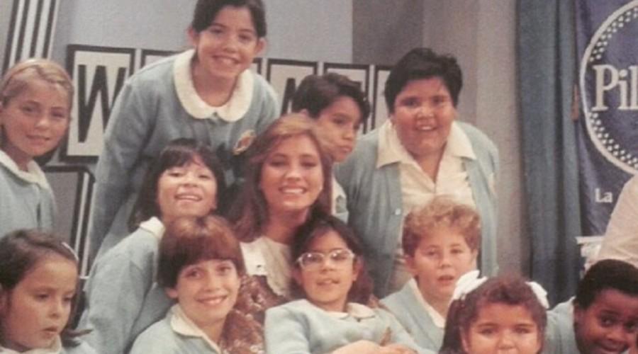 """Maestra Ximena de """"Carrusel"""": Mira cómo luce la actriz luego de 32 años del estreno de la teleserie"""