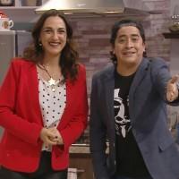 Renata Bravo llegó a revolucionar a los vecinos de Mi Barrio