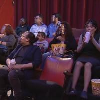 Así fue la reapertura de los cines para los vecinos de Mi Barrio