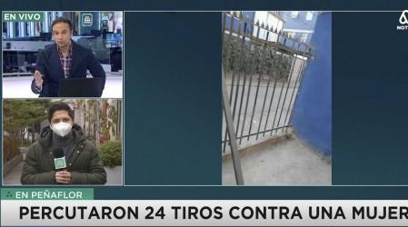 """""""¿En qué Chile estamos viviendo?"""": El descargo de Rodrigo Sepúlveda por mujer baleada en Peñaflor"""