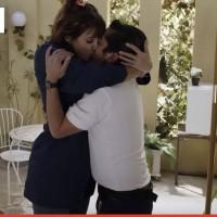 Avance: Esmeralda verá a Meche y Carlitos besarse