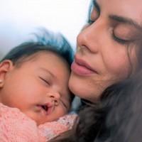 Kathy Contreras celebra los dos meses de su hija con emotivo mensaje