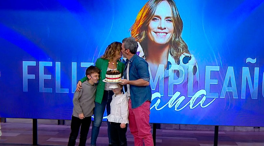 """""""Tengo más de lo que soñé"""": Diana celebra su cumpleaños en vivo junto a su familia"""