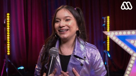 """""""Me sentí volando"""": Serely Cuadra y la emoción tras su presentación en Got Talent Chile"""