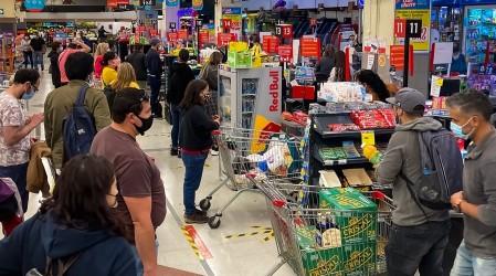Primer supermercado social en Puente Alto: Medida busca ayudar a adultos mayores con productos gratis
