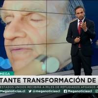 Rodrigó Sepúlveda presenta su impactante transformación en Meganoticias Prime