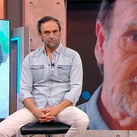 La experiencia lo emocionó: Rodrigo Sepúlveda se transformó en adulto mayor en campaña de Mi Causa, Mi Mega