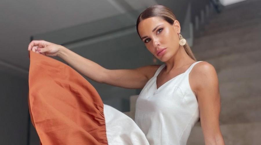 ¿Gala Caldirola encontró el amor en un compañero de trabajo?: La modelo respondió los rumores