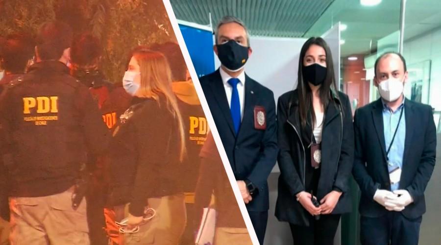 Vuelco en caso de muerte de la detective Valeria Vivanco: Investigan presunta obstrucción a la justicia