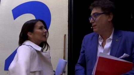 Karla Constant nos revela el gran secreto de Óscar Mediavilla