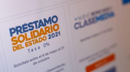 Préstamo Solidario Clase Media: Revisa quiénes ya no podrán volver a pedirlo en agosto
