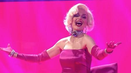 Josefina Montané trajo la magia de Hollywood como Marilyn Monroe