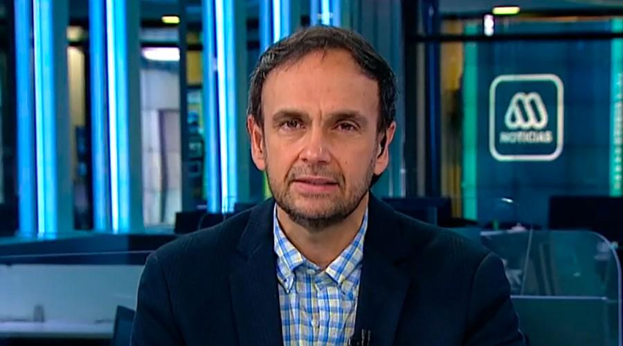 """""""No pueden seguir los femicidios"""": Rodrigo Sepúlveda se conmueve por presunta víctima de violencia de género"""