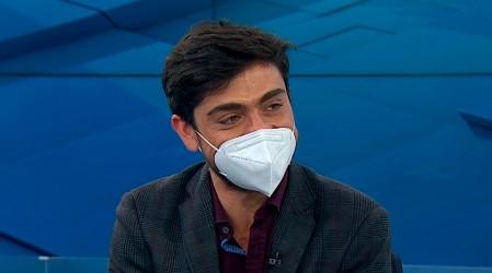 """""""Tiene el tono de comedia, es entretenida"""": Etienne Bobenrieth sobre el estreno de #PobreNovio"""
