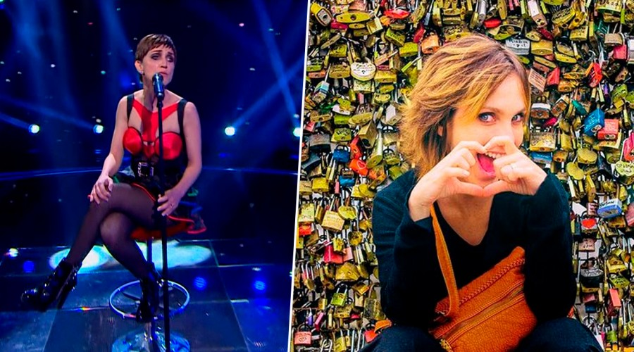 Fernanda Hansen reaparece en TV después de 11 años: En The Covers imitó a Ana Torroja