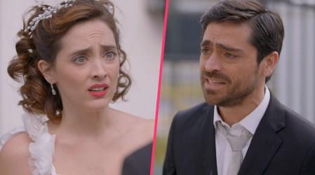 Pamela le rompió el corazón a Santiago: Mira lo mejor del primer capítulo de #PobreNovio