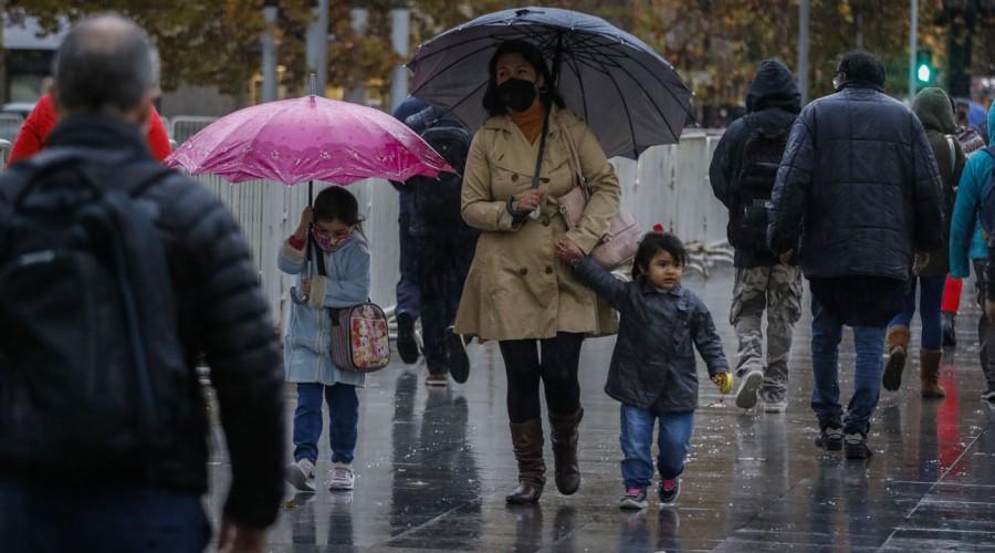 ¿Por fin lloverá?: Pronostican precipitaciones tres días de la próxima semana