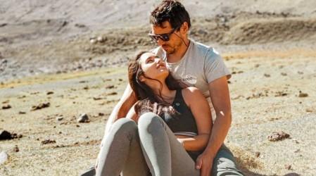 Comparten el amor por la naturaleza: Pangal Andrade y Melina Noto disfrutan su amor en el Sur de Chile