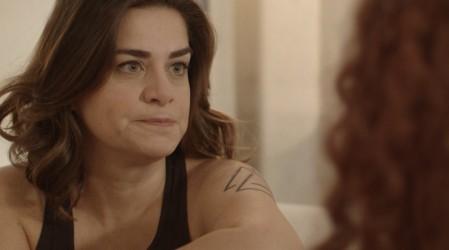 """""""Dilo más fuerte Javiera"""": La inspectora reconoció que se enamoró de Flavia y las redes explotaron"""