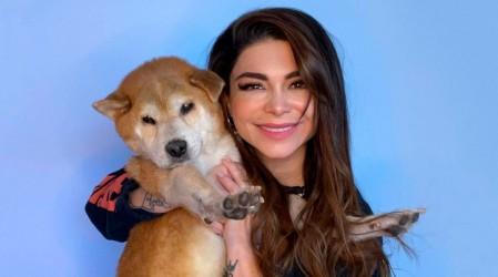 """Antonella Ríos lamenta la pérdida de su querido perro Lupo: """"Yo no puedo pensar mi vida sin ti"""""""