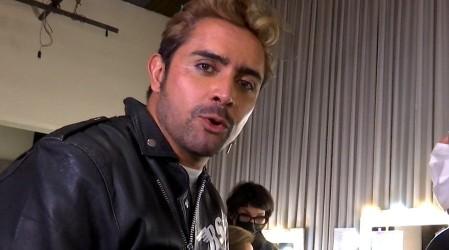 """""""Me pongo nervioso"""": Koke Santa Ana y su imitación a George Michael en """"The Covers"""""""