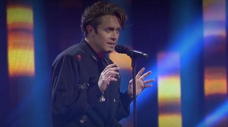 Koke Santa Ana deslumbró como Federico Moura