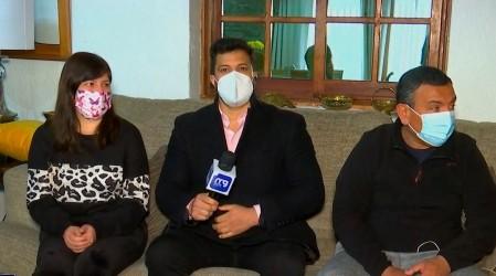 """""""Despertamos con la pistola encima"""": Matrimonio víctima de asalto en Maipú cuentan enfrentamiento con ladrón"""
