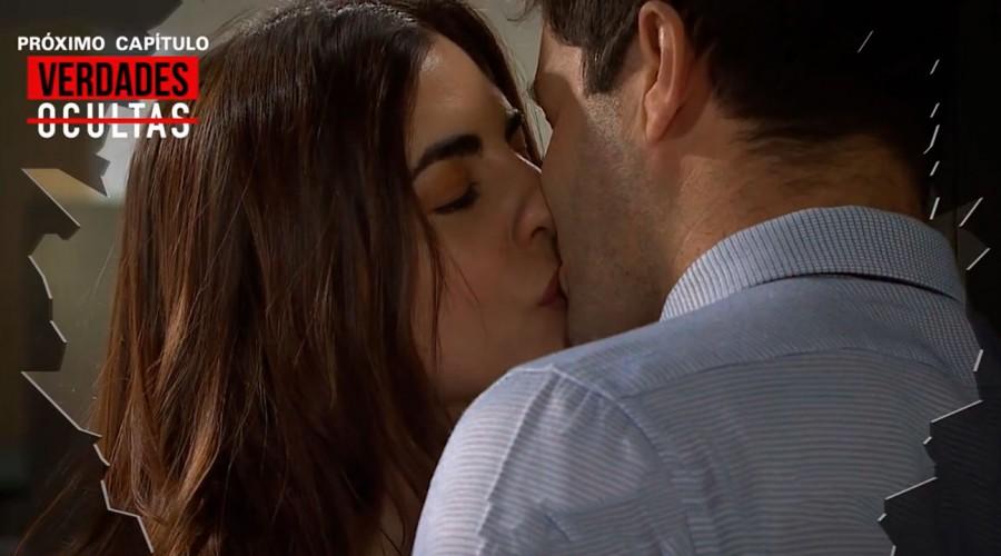 Avance: Olivia y Gaspar se darán un beso